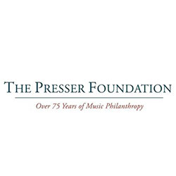 The Presser Foundation