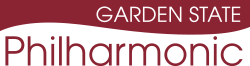 Garden State Philharmonic Logo