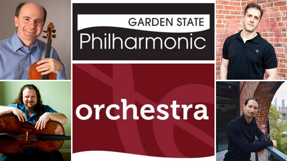 Garden state Philharmonic Virtual Spring Sonata