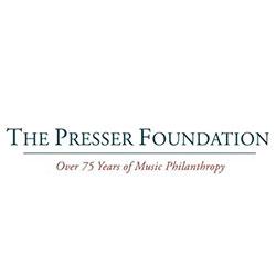 The Presser Foundation