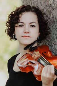 Allison Whelan, Violin