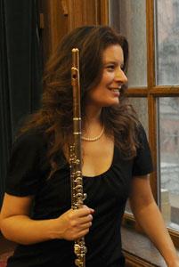 Allison Kiger, Flute