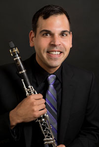 Christopher Nichols, Clarinet