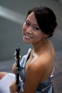 Emily Tsai, Oboe