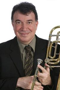 Roger Verdi, Trombone
