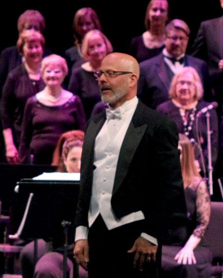 Steven Russell, Chorus Director